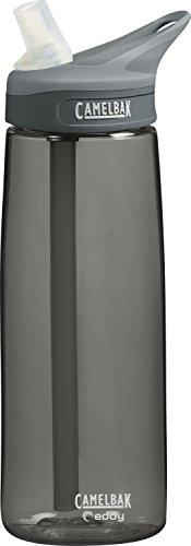 CamelBak Eddy Water Bottle, 0.6 L, Charcoal