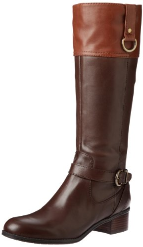 Bandolino Womens Carmine Riding Boot