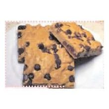 Love and Quiches Sweet Temptations 24 Cut Half Sheet Blondie Dessert Bar, 5.18 Pound -- 2 per case.