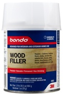 Bondo Wood Filler designed to repair rotted wood