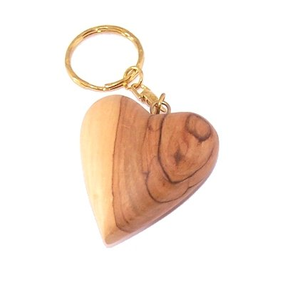heavy-jerusalem-olive-wood-carved-heart-key-chain-or-ring-2-inches-long-and-1-inch-thick