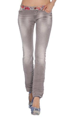Desigual Damen  SlimJeanshose