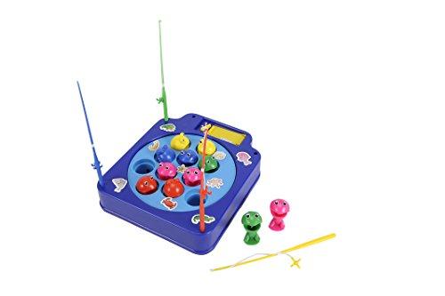 Simba Games & More Fishing Game Set, Blue