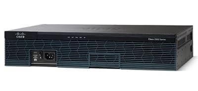 Cisco CISCO2911-SEC/K9 2911 Security Bundle with sec License Pak
