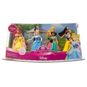 Buy Disney Princess Figurine Play Set — 8-Pc. (200640)