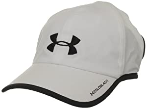 Under Armour Prestige Run Casquette homme Blanc Taille Unique