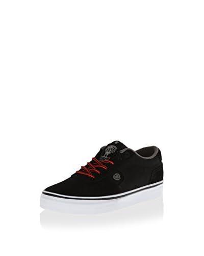 C1RCA Sneaker Lamb [Nero/Rosso]