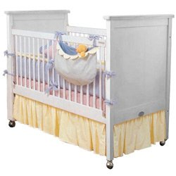 Classic Colors Crib Bedding Set front-961972