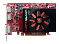 ATI FirePro V4900 1 GB DDR5 DVI/2DisplayPort PCI-Express 2.1 x16 Video Card (100-505649)