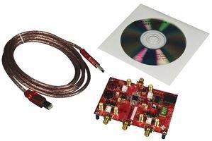 Texas Instruments Trf371109Evm Trf371109, Quad Demodulator, Rf, Evaluation Module