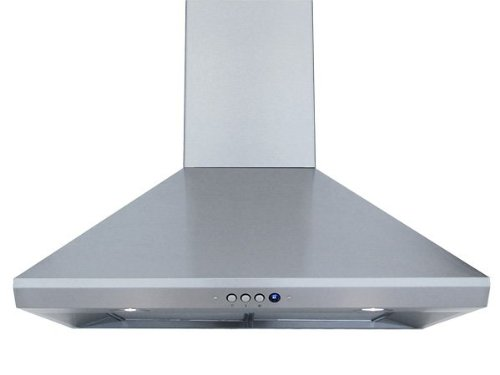 Windster Ra-14L-30 Series- Windster Wall-Mounted Range Hood front-326280