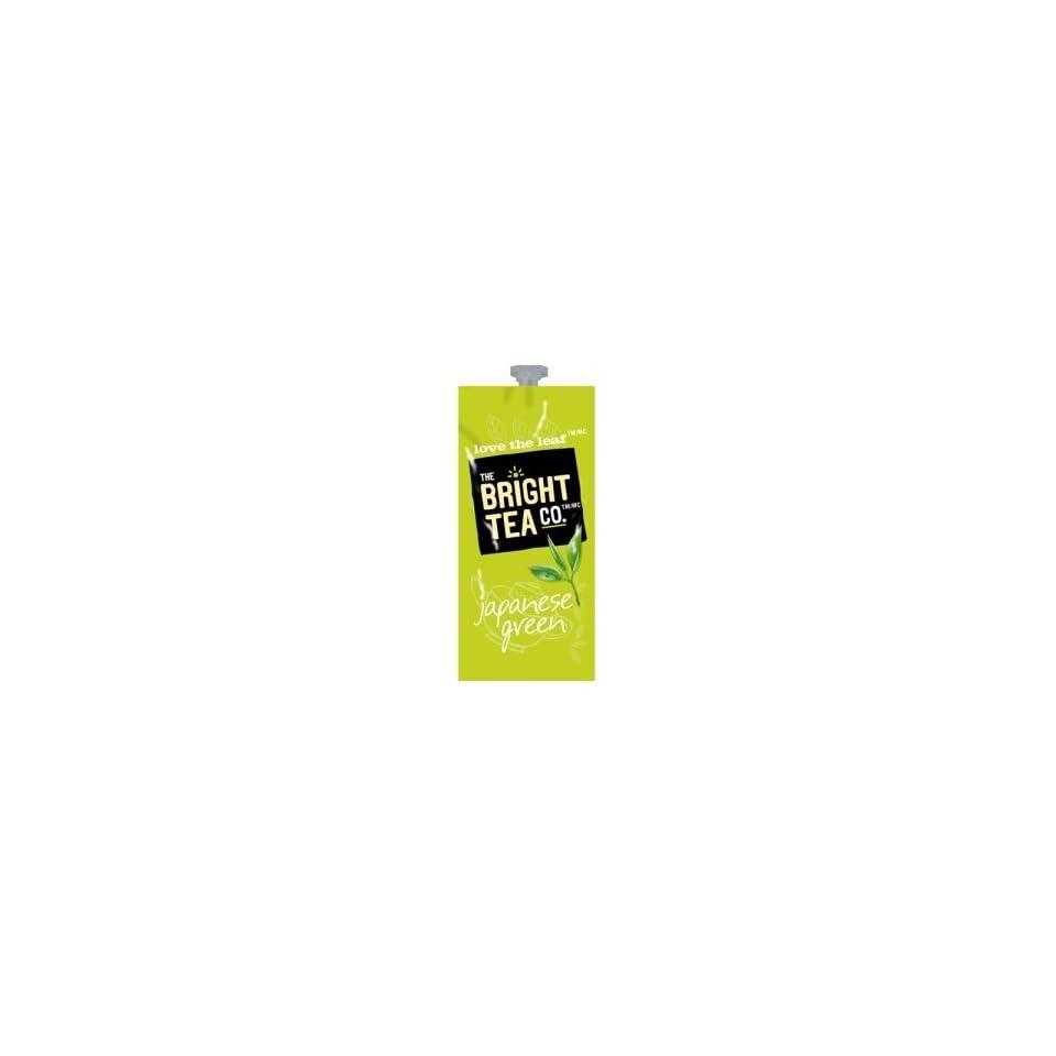 Bright Tea Co Japanese Green Tea Fresh Packs 100ct 5 Rails