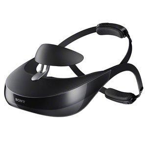 """ソニー ヘッドマウントディスプレイ """"Personal 3D Viewer"""