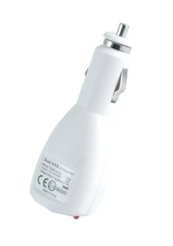 Capdase CA00-0702 USB Car Charger