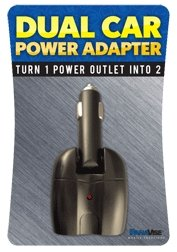 Panavise Dual DC Car Power Adapter