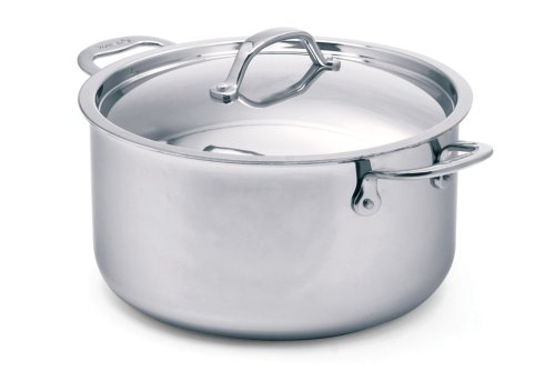 Cuisinox Elite 7.8-Quart Covered Dutch Oven