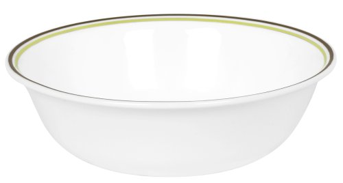 Corelle Livingware 18-Ounce Soup/Cereal Bowl, Squared