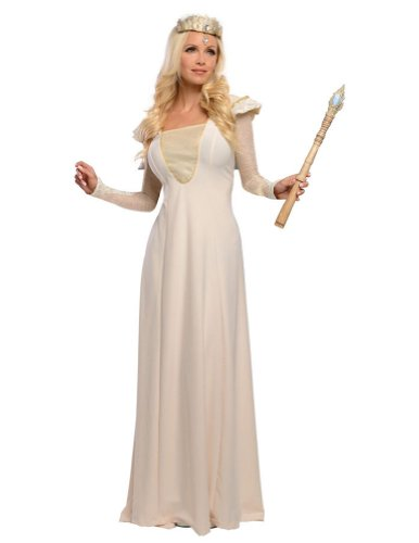 Oz Glinda Adult Costume Md Adult Womens Costume