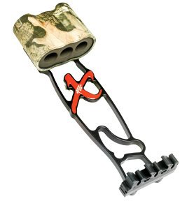 Precision Shooting Equip X Quiver 3 Arrow Infinity Camo Built-In Tree Hanger Machined... by Precision Shooting Equip