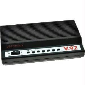"U.S. Robotics Usr5686g-20 Pack- Fax / Modem - External - Serial Rs-232 - 56 Kbps - V.92 - Mnp- - By ""U.S. Robotics"" - Prod. Class: Network Hardware/Modem / Communication / Fax / Modem"