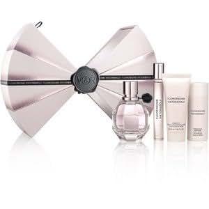 Viktor & Rolf Flowerbomb Perfume Gift Set for Women 1.7 oz Eau De Parfum Spray