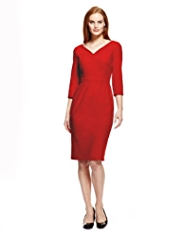 Per Una Knot Neckline Shift Dress