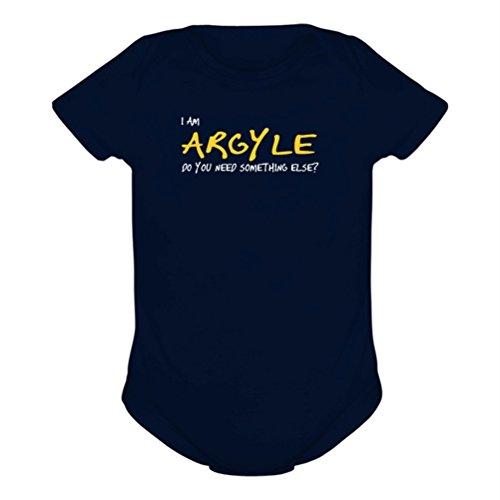 I Am Argyle Do You Need Something Else? Baby Body