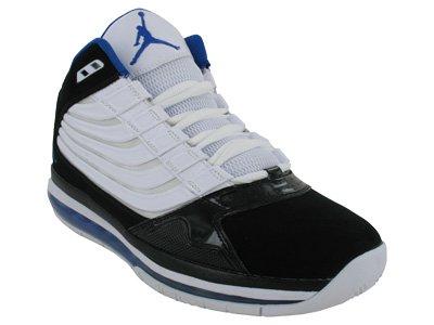 d43762aca58 Nike Air Jordan Big Ups Mens Basketball Shoes 467893 103 White 10 M ...