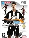 echange, troc Pro Evolution Soccer 2008 (Wii) [import anglais]