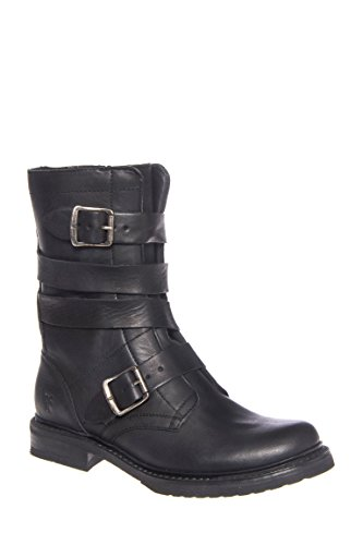 Veronica Tanker Casual Low Heel Boot