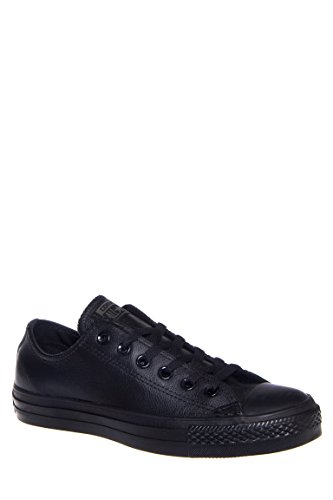 Unisex All Star Leather Lace-Up Low Top Sneaker