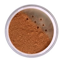 Organic Infused Glow Bronzer (Deep) by Afterglow Cosmetics, Inc.