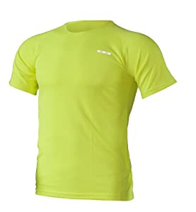 Wowow Dark 2.0 Men's Fluorescent Jersey Yellow L