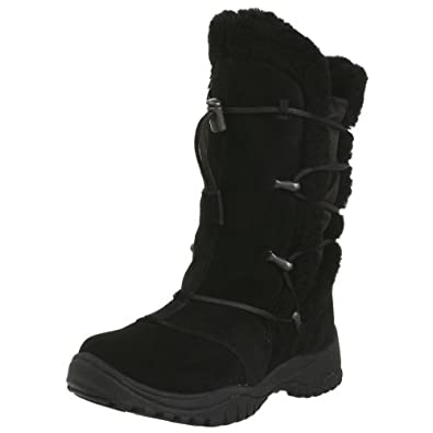 Baffin Women's Kamala Insulated Boot,Black,9 M US