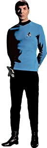RoomMates RMK1360GM Star Trek Spock Peel & Stick Giant Wall Decal