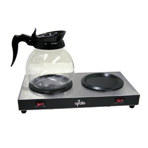 Update International THP 2-Station Decanter Warmer Electric 120 V 200W international relatins