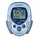 31Ji82eKIEL. SL160  Omron Hj 112 Digital Pocket Pedometer with Unique Dual Sensor Technology Means the Pedometer Can Be Carried in Your Pocket or Bag