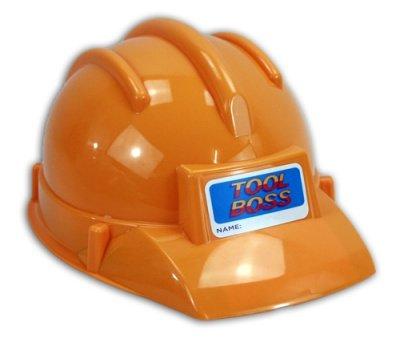 1 x Helm - Bauarbeiterhelm für Kinder, Bauhelm
