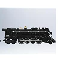 2011 726 Berkshire Steam Locomotive Lionel Train Hallmark Ornament