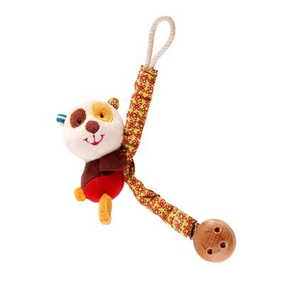 Lilliputiens Clara pacifier holder - 1