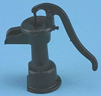 Dollhouse KITCHEN PUMP by Superior Dollhouse Miniatures