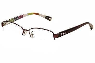 Coach Eyeglass Frames Bettie : Amazon.com: Coach Bettie Eyeglasses HC5004 9032 Purple ...