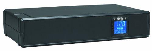 Tripp Lite SMART1500LCD 1500VA 900W UPS Smart Rackmount Tower LCD AVR 120V USB DB9 RJ45, 8 Outlets