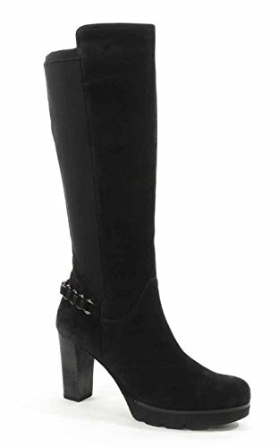 Paul Green Womens Estacia Tall Boots,Black,US 10.5 ...(AT 8)