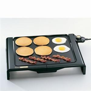 Presto, Foldaway Griddle 14 X15 (Catalog Category: Kitchen & Housewares / Grills & Griddles)