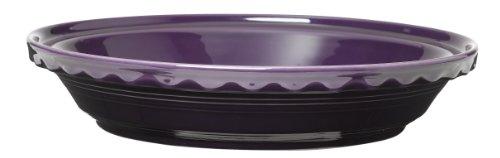 Fiesta 10-1/4-Inch Deep Dish Pie Baker Plum  sc 1 st  Google Sites & CERAMIC PIE PLATE