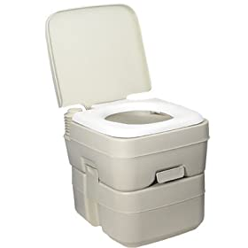 5 gal PORTABLE TOILET Outdoor Camping Recreation