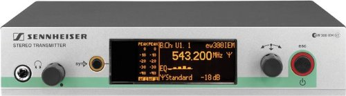 Sennheiser Sr 300 Iem G3 In-Ear Monitor System Transmitter Only, Ch G