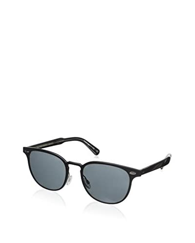 Oliver Peoples OV1179S Unisex Sheldrake Metal Sunglasses, Brushed Black