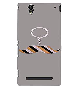 SONY XPERIA T2 ULTRA KEY CHAIN Back Cover by PRINTSWAG